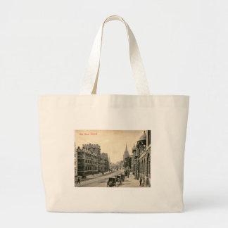 Oxford, England, UK, High Street 1905 Large Tote Bag