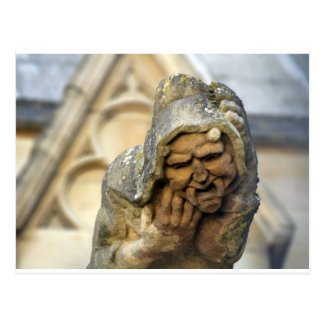 Oxford Gargoyle Postcard