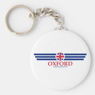 Oxford Keychain
