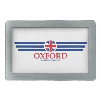 Oxford Rectangular Belt Buckle