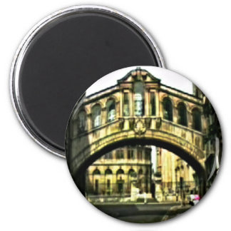 Oxford snapshot 091 The MUSEUM Zazzle Gifts copy 2 Inch Round Magnet