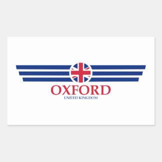 Oxford Sticker