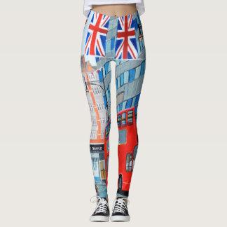 Oxford Street Custom Leggings 2