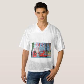 Oxford Street Custom Men's Football Jersey shirt
