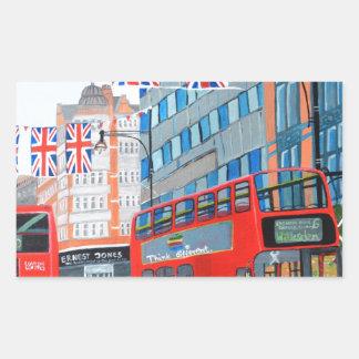 Oxford Street- Queen's Diamond  Jubilee Sticker