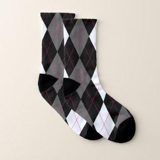 Oxford Tales A Deux Argyle Socks