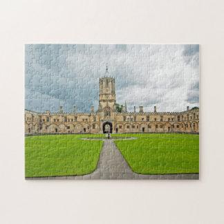 Oxford University Puzzle