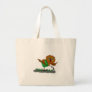 Oxnard Owl Large Tote Bag