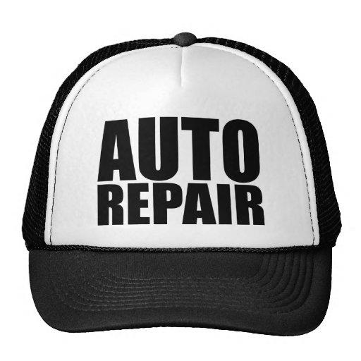 Oxygentees Auto Repair Hat