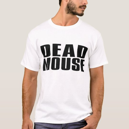 Oxygentees  Dead Mouse T-Shirt