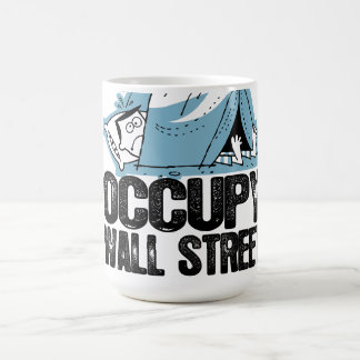 Oxygentees Occupy Wall Street Coffee Mug