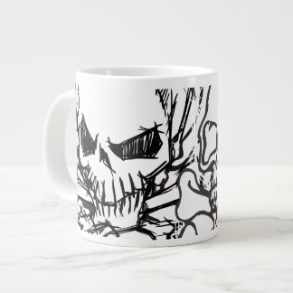 OXYGENTEES WICKED JUMBO MUG