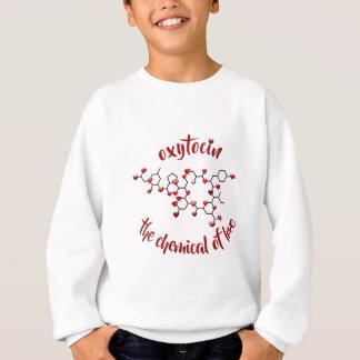 Oxytocin - The Chemical of Love Sweatshirt