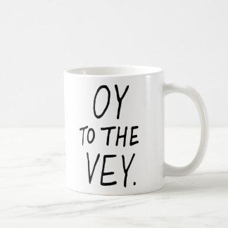 Oy To The Vey Coffee Mug