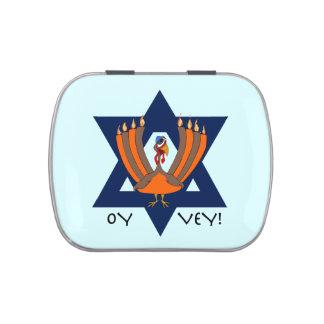 Oy Vey Turkey - Jelly Belly Candy Tin