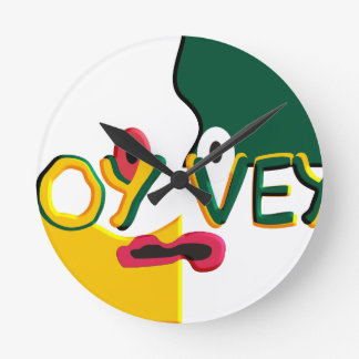 Oy Vey Wall Clock
