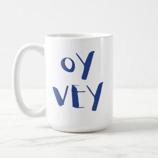 OY YEY! COFFEE MUG