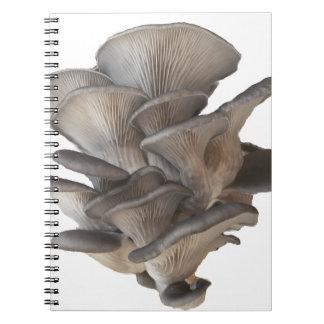 Oyster Mushroom Notebook