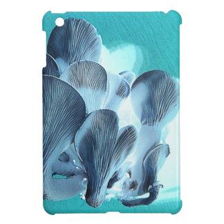 Oyster Mushrooms in Blue iPad Mini Cases