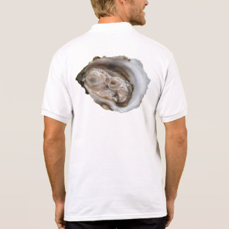 Oyster on the Half Shell Shirt - White