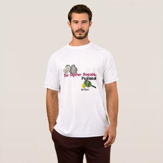 oyster republic pickleball t-shirt for wellfleet