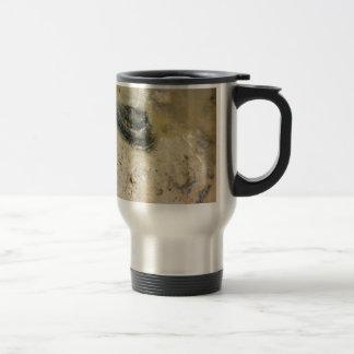 Oysters Travel Mug