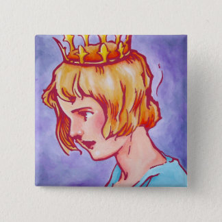 Oz Pinback - Dorothy 2 Inch Square Button