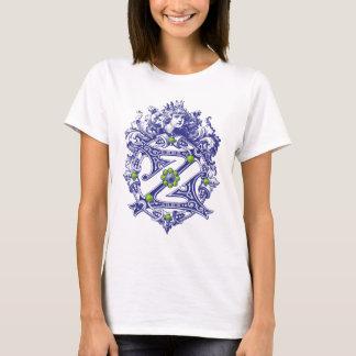 OZ Royalty Monogram with Princess Dorothy T-Shirt
