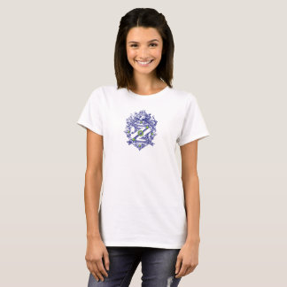 OZ Royalty Monogram with Princess Dorothy T-Shirt