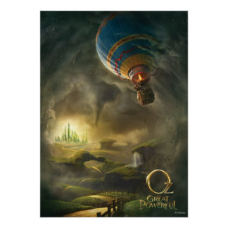 Oz: The Great and Powerful Poster 1