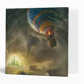 Oz: The Great and Powerful Poster 1 Binder