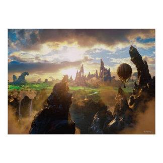 Oz: The Great and Powerful Poster 4