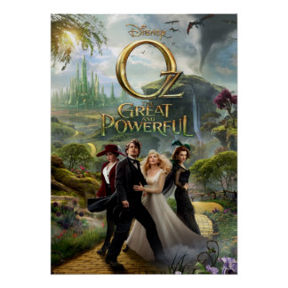 Oz: The Great and Powerful Poster 6