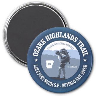 Ozark Highlands Trail Magnet