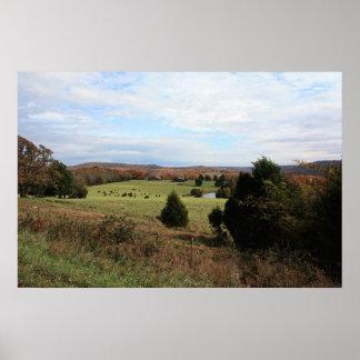 Ozark Landscape Print
