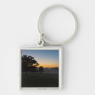 Ozarks August Dawn Keychain