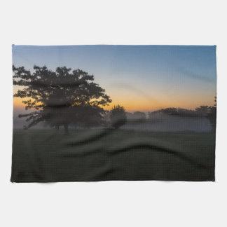 Ozarks August Dawn Kitchen Towel