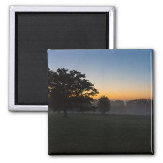 Ozarks August Dawn Magnet