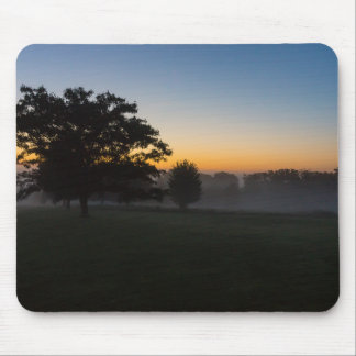 Ozarks August Dawn Mouse Pad