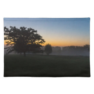 Ozarks August Dawn Placemat