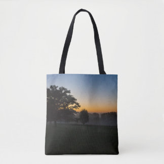 Ozarks August Dawn Tote Bag