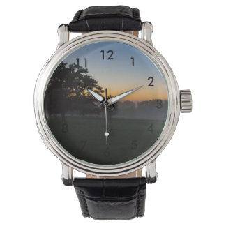 Ozarks August Dawn Watch