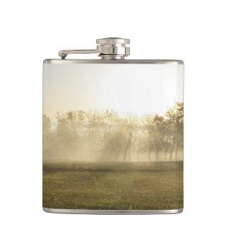 Ozarks Morning Fog Hip Flask