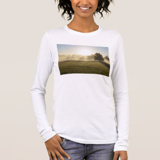 Ozarks Morning Fog Long Sleeve T-Shirt