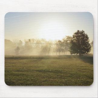 Ozarks Morning Fog Mouse Pad