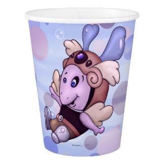 OZEL ALIEN CUTE MONSTER PAPER CUP