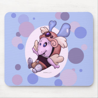 OZEL CUTE ALIEN CARTOON MOUSE PAD