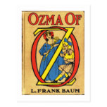 Ozma Of Oz Post Cards
