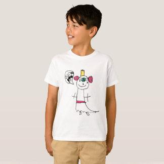 Ozma wonderful coloring t-shirt