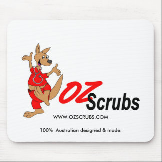 Ozscrubs - Medical scrubs, aussie made. Mouse Pad